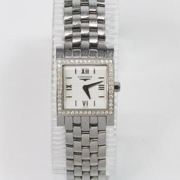 Longines Dolce Vita 0.40ct W Diamond Watch - Evaluated By Independent Specialist