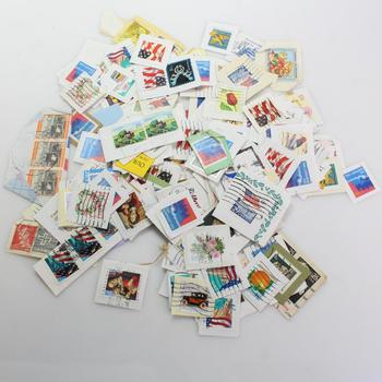 Lot Of 100+ Stamps