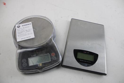 Lot Of 2 Scales