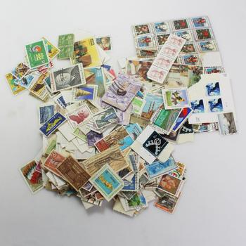 Lot Of 200+ Stamps