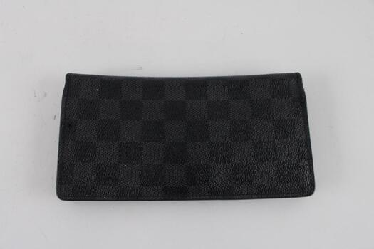 Luis Vuitton Unisex Leather Wallet