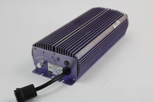 Lumatek 1000W Dimmable E-Ballast (Model LK1TH240)