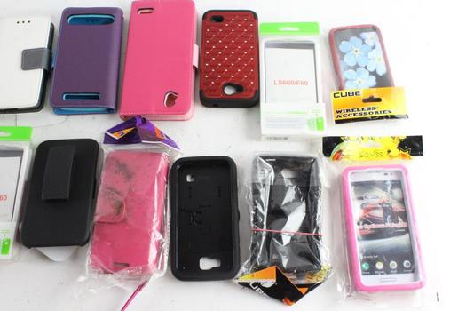 Luxurious Diamond Case Cell Phone Case And More, 10+ Pieces