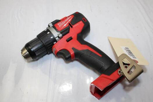 M18 18-Volt Lithium-Ion Brushless Cordless 1/2 In. Compact Drill/Driver (Tool-Only)
