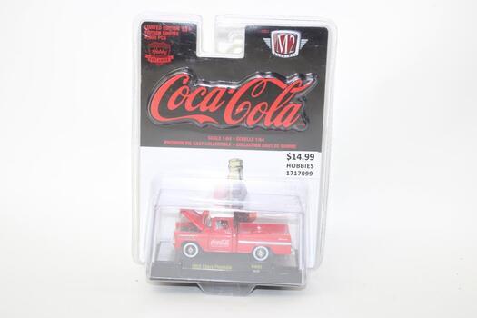 M2 Machines Coca Cola 1959 Chevy Fleetside