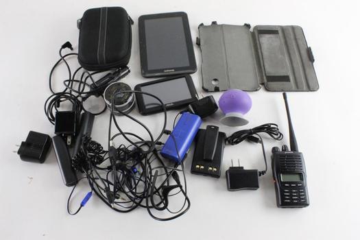 Magellan GPS And More, 9 Pieces