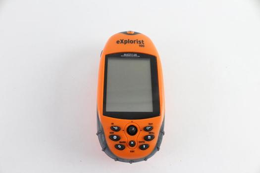Magellan Hiking GPS