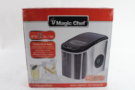 Magic Chef Countertop Ice Maker
