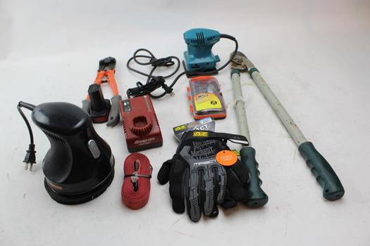 Makita, Coleman And More Assorted Tools, 5+ Pieces