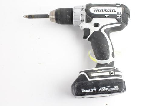 Makita Cordless Drill