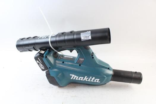 Makita Cordless Leaf Blower