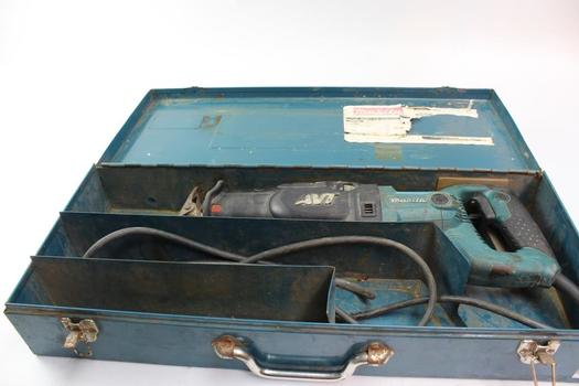 Makita Reciprocating Saw With Case