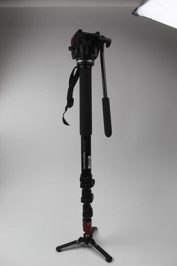 Manfrotto 561bhdv-1 Tripod W/adapter Part