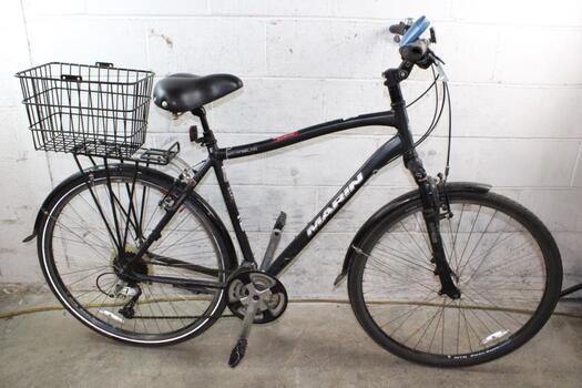 Marin San Anselmo Hybrid Bike