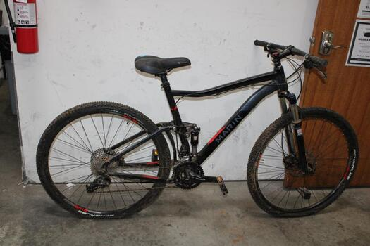 Marlin Rift Zone Mountain Bike