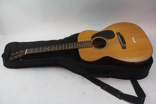 Martin & Co Mahogany Acoustic Guitar