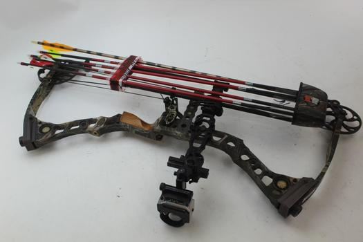 Mathews Solocam Switchback Compound Hunting Bow
