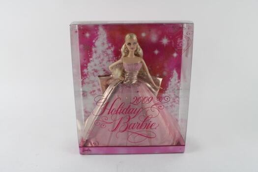 Mattel, 2009 Holiday Barbie Doll
