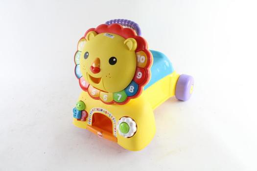 Mattel 3-In-1 Stride Lion