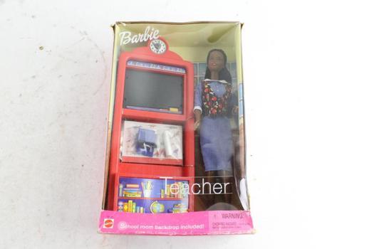 Mattel Teacher Barbie Doll