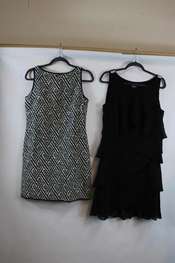 Max Studio, SLNY Dress Size Small, 14, 2 Pieces