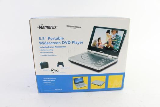 """Memorex 8.5"""" Portable Widescreen DVD Player"""
