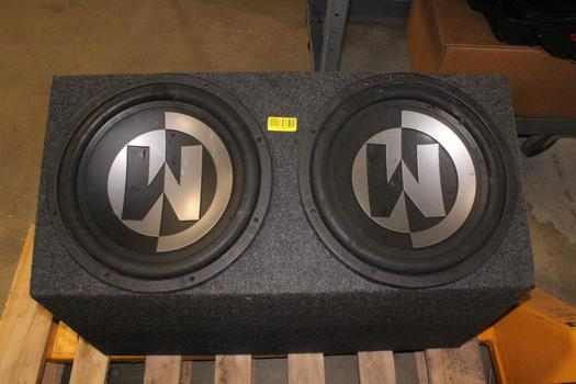 Memphis Audio Subwoofers