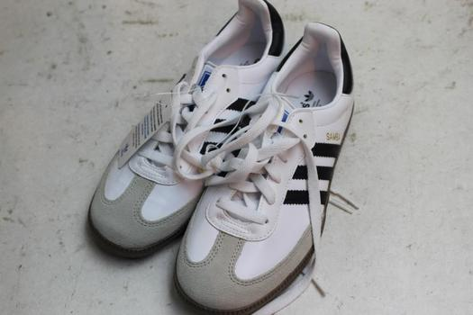 Men's Adidas Samba Shoes Size: 4 1/2