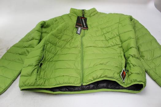 Mens Hawke & Co. Packable Down Jacket
