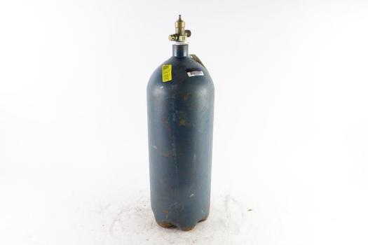 Metallic Compressed Gas Tank