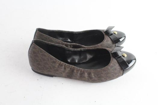 Michael By Michael Kors Mellie Balle Womens Shoes, Size 7.5