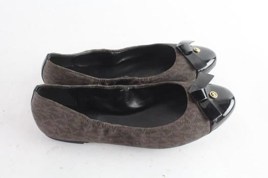 Michael By Michael Kors Mellie Balle Womens Shoes, Size 8