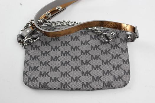 Image 1 of 3. Michael Kors 554131 Pull Chain Belt Bag 71e8bdfeafbbb