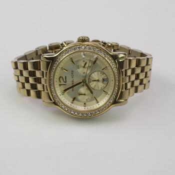 """Michael Kors """"Baisley"""" Chronograph Watch"""
