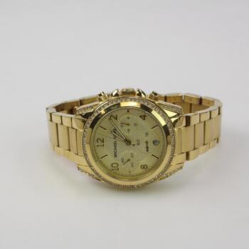 """Michael Kors """"Blair"""" Chronograph Watch"""