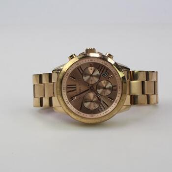 "Michael Kors ""Bradshaw"" Chronograph Watch"