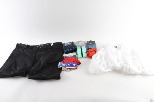 Michael Kors Classic Fit Pants Size 38 And More, 6 Pieces