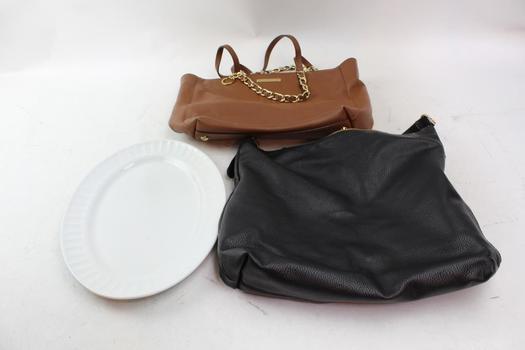 Michael Kors Handbag, Gibson Plate And More: 3 Items