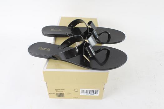 Michael Kors Kayden Thong Womens Sandals