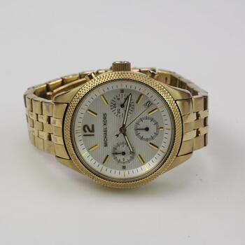 "Michael Kors ""Ritz"" Chronograph Watch"