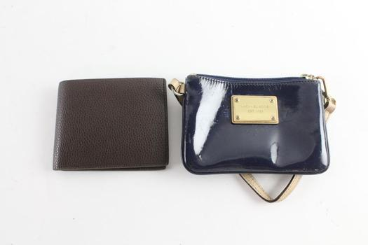 Michael Kors Wristlet And More, 2 Pieces