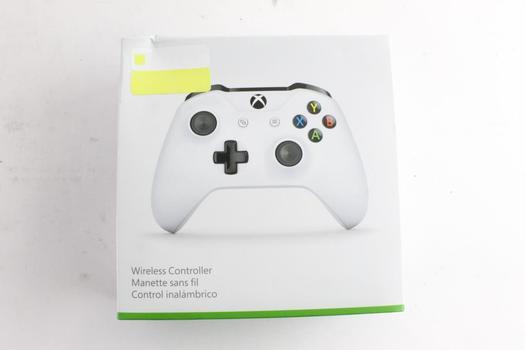 Microsoft Controller For Microsoft Xbox One