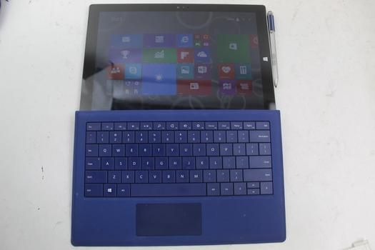 Microsoft Surface Pro 3 Windows Tablet PC, 64GB, Wi-Fi Only