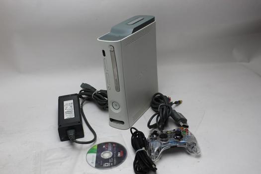 Microsoft Xbox 360 Video Game Console