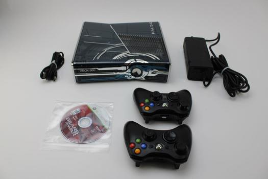 Microsoft Xbox 360S Halo 4 Limited Edition Video Game Console