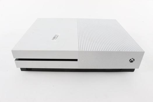 Microsoft X-box One S
