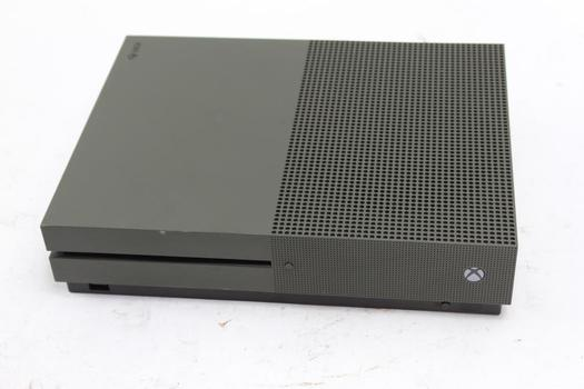 Microsoft Xbox One S Video Game Console