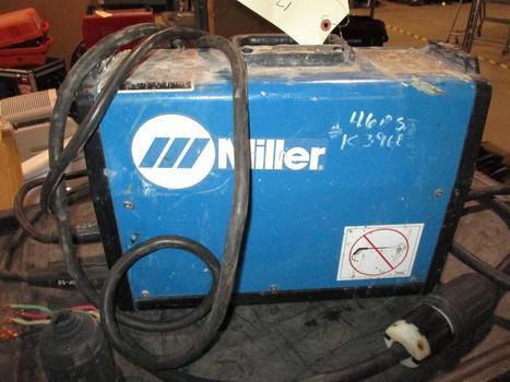 Miller Stick/TIG Welding Machine