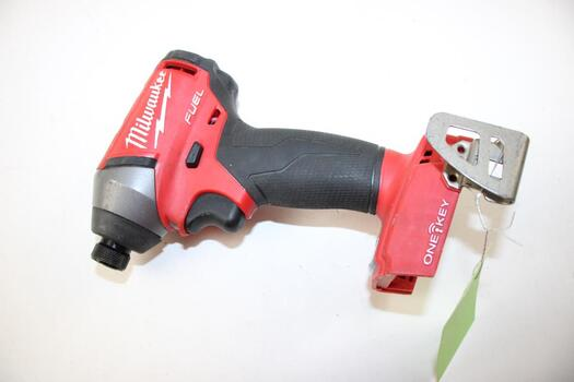 """Milwaukee 1/4 """" Hex Impact Driver  ( Tool Only)"""