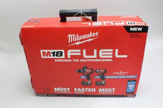 Milwaukee M18 Power Tool Kit